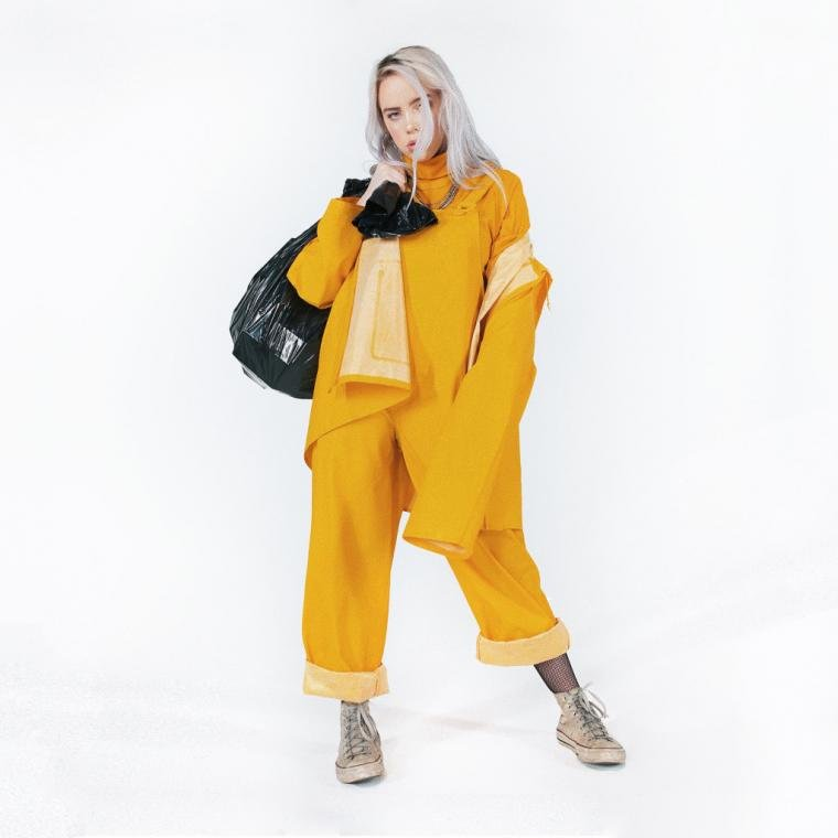 Billie Eilish   Bellyache   Indietronica is a new music blog