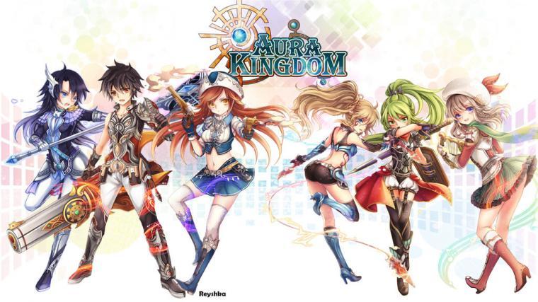 Aura Kingdom Wallpaper by Reyshka
