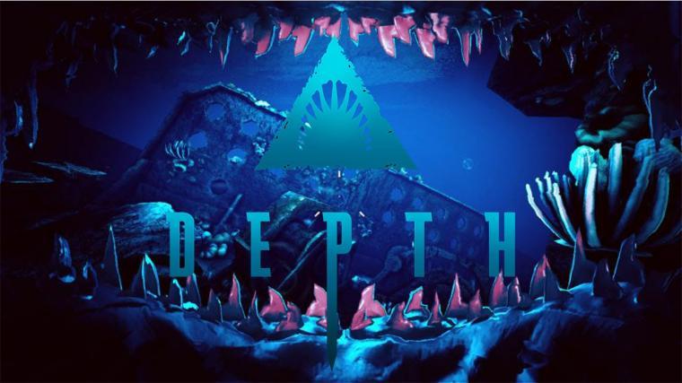 Depth   Sharks vs Humans 005 Depth Game Shark Simulator