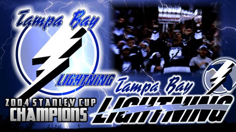 Tampa Bay Lightning 1992 2007 Wallpaper by NASCARFAN160 on