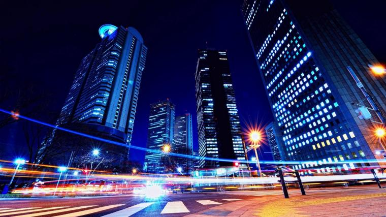 Japan tokyo cityscapes city night wallpaper 67453