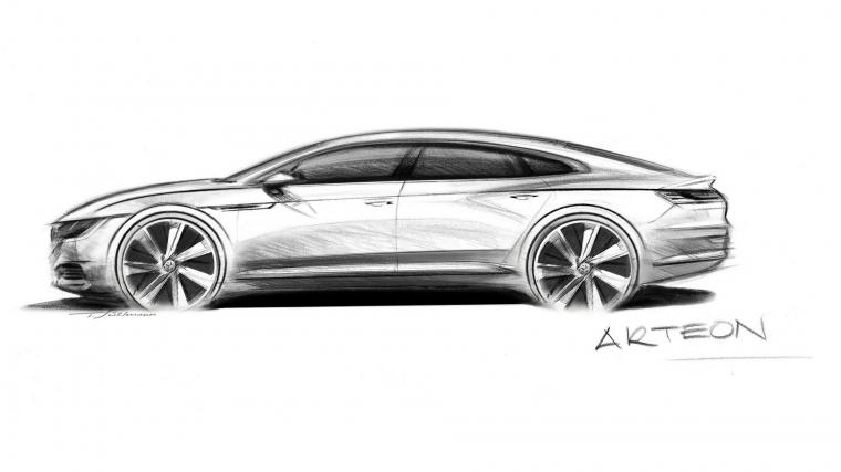 VW could make an Arteon shooting brake
