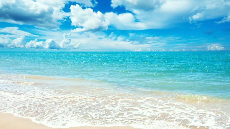 Summer Beach Wallpaper HD Widescreen cute Wallpapers