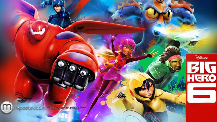 Big Hero 6 Wallpapers 2014 Disney Wallpaper Movies 83499 high
