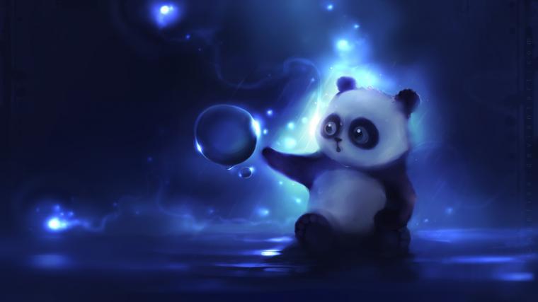 Cute Panda Animal HD Desktop Wallpaper HD Desktop Wallpaper