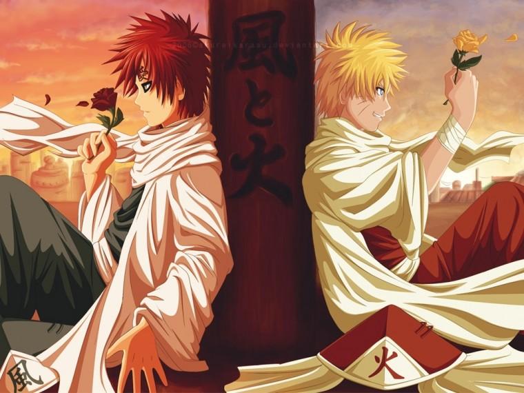 Fanfiction images kage Naruto and Gaara wallpaper photos 5944046