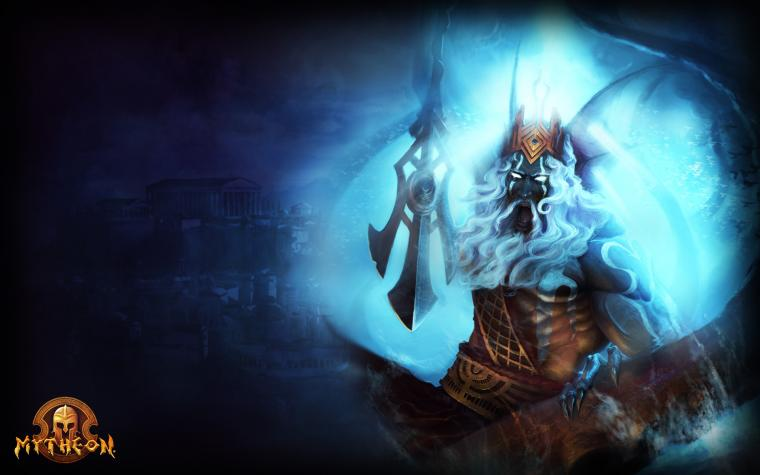 God Poseidon [wide]
