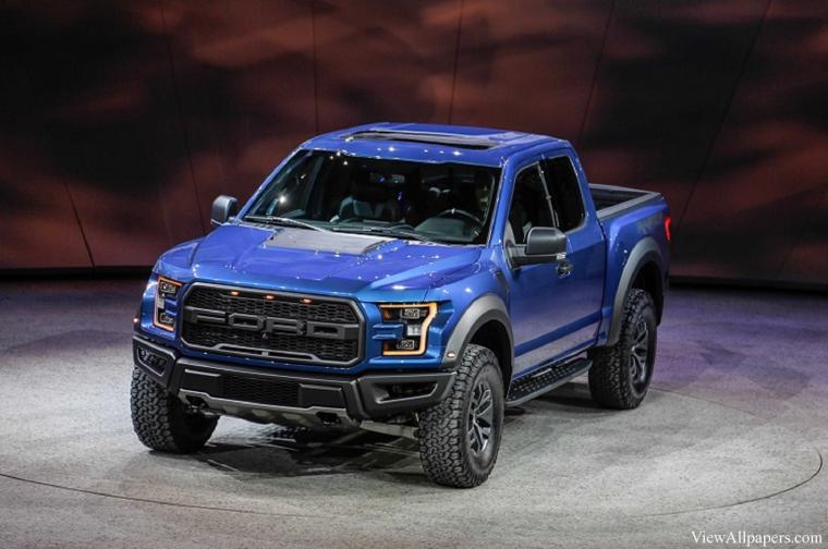 2017 Ford Raptor High Resolution Wallpaper download 2017 Ford
