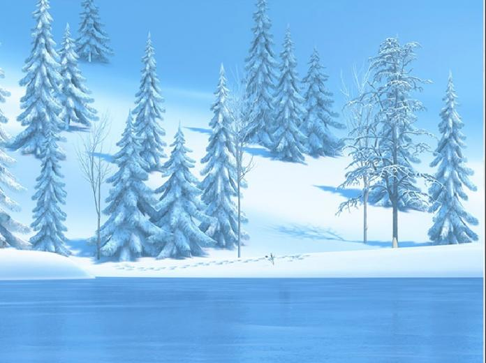 Frozen digital painter backgrounds   Frozen Photo 36031676