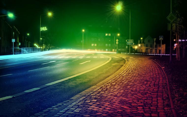 City Lights HD Wallpaper Theme Bin   Customization HD Wallpapers