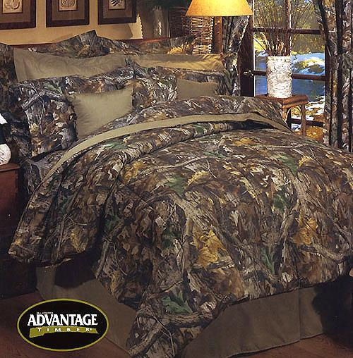 home   camouflage bedding   realtree advantage timber   EZcomforter