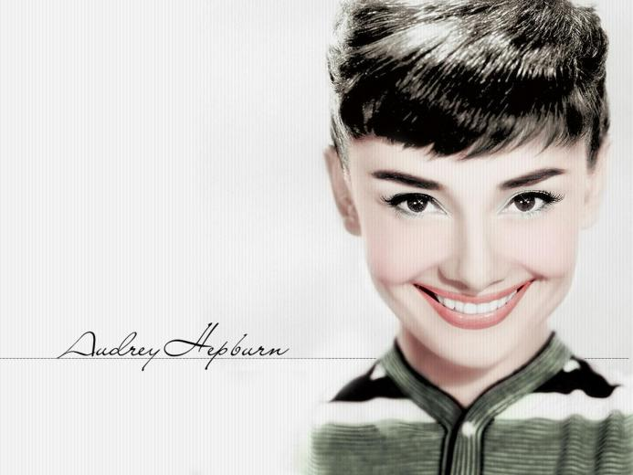Audrey Hepburn Smile Wallpapers HD