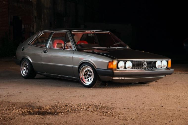 Volkswagen scirocco mk1 cars coupe germany wallpaper 5616x3744