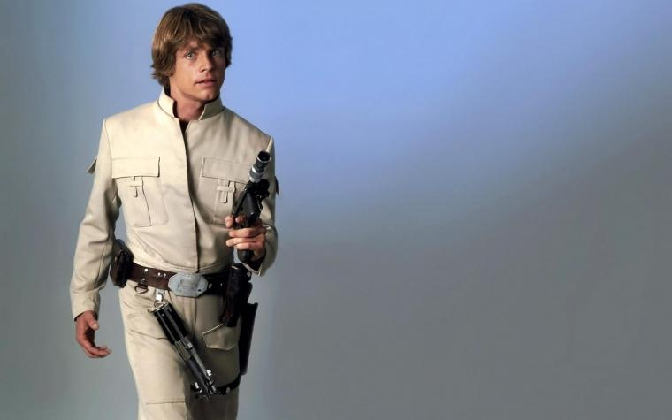 Star Wars Luke Skywalker Mark Hamill Hd Wallpaper Wallpaper