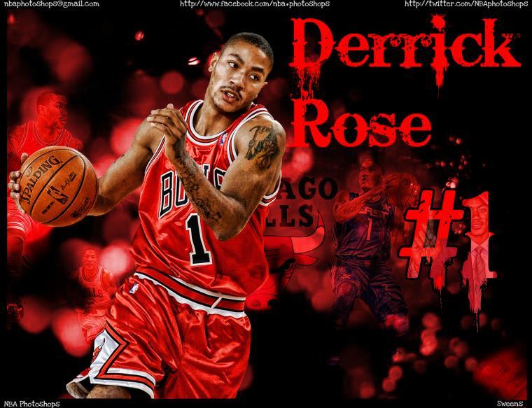 Derrick Rose Wallpaper Mvp 50800