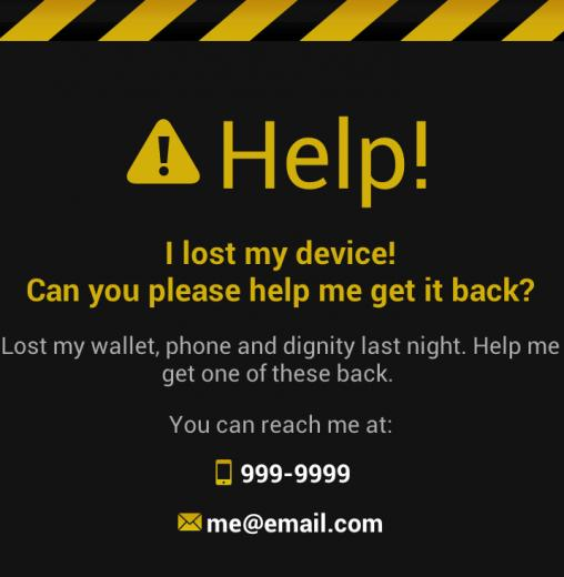 Lost my wallet phone and dignity last night Please help me get one