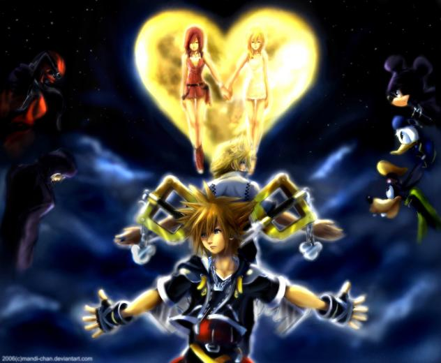 kingdom hearts wallpaper  HD Photo Wallpaper Collection HD WALLPAPERS