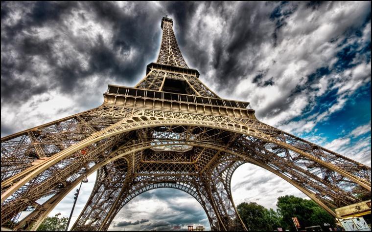 Tour Eiffel de Paris Wallpapers fond dcran photos en HD