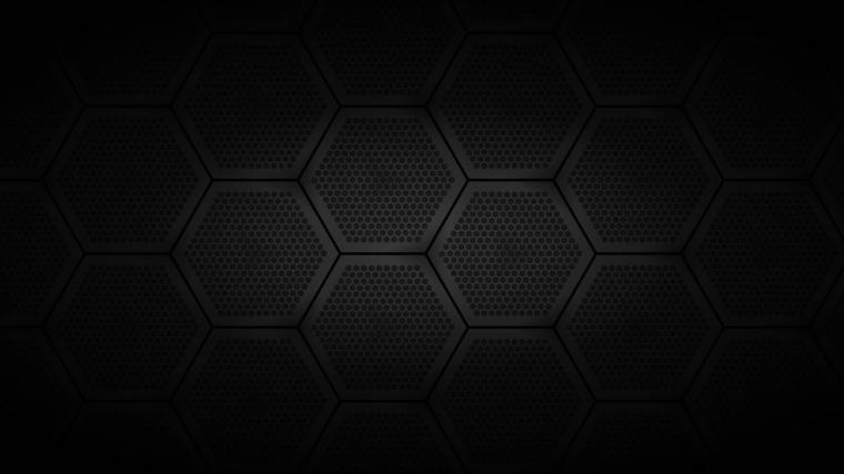 Black Abstract For Desktop Background