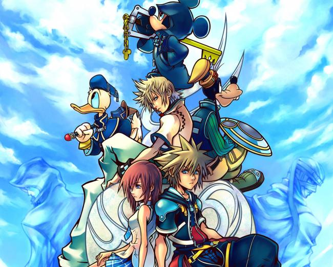 Kingdom Hearts 25 HD ReMIX