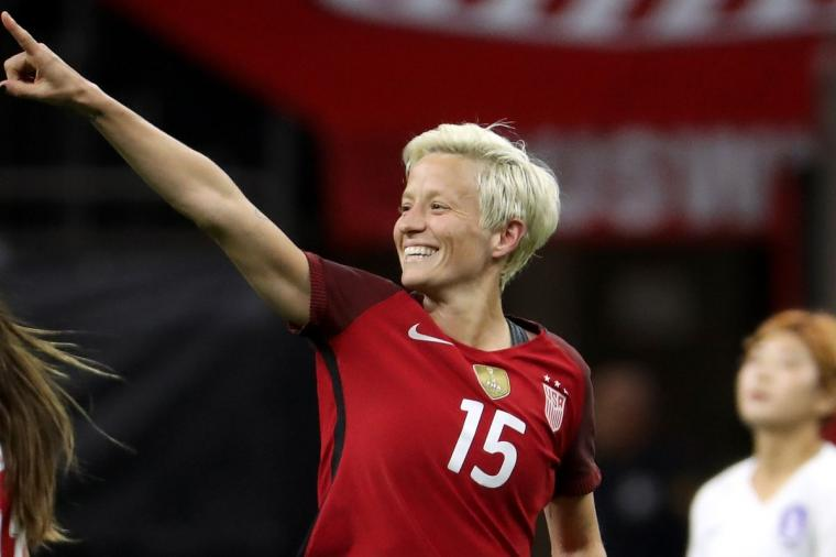 Megan Rapinoe Wallpapers and Background Images   stmednet