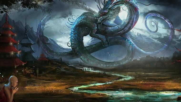 Wallpapers For Chinese Dragon Wallpapers 3d