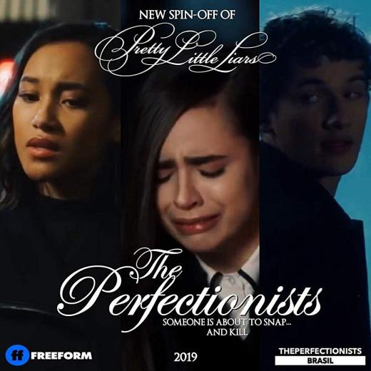 Pretty Little Liars The Perfectionists 2019