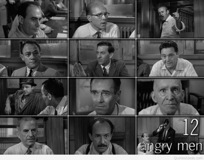 Top 12 Angry Men quotes