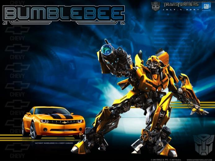 Download bumble bee Wallpaper