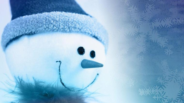 Snowman Desktop Wallpapers