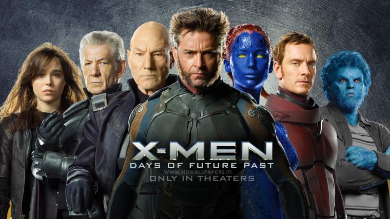 xmen days of future past   Marvel Live action Film wallpaper