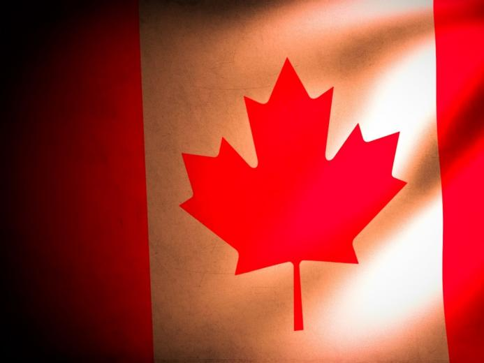 1024x768 Canada Flag wallpaper for PC Mac iPhone and iPad Home