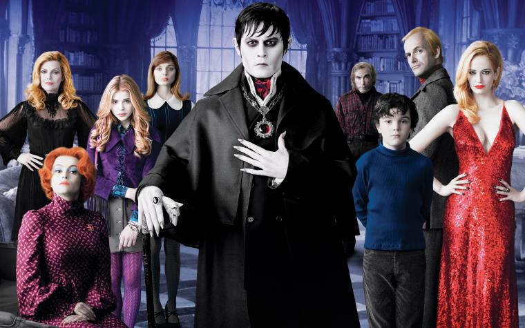 Dark Shadows Movie Wallpapers HD Wallpapers