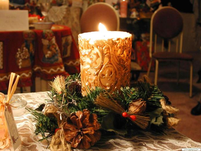 Christmas Candle Wallpapers   Download Christmas Candle Wallpapers