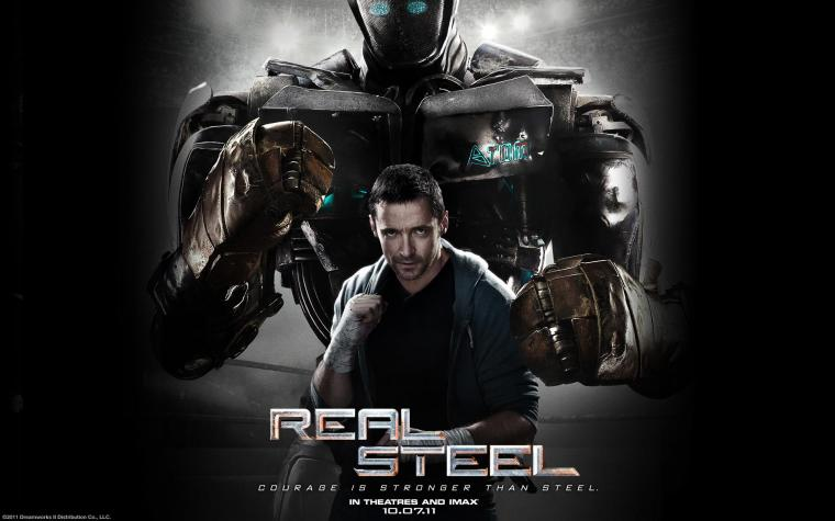 33 Real Steel HD Wallpapers Backgrounds