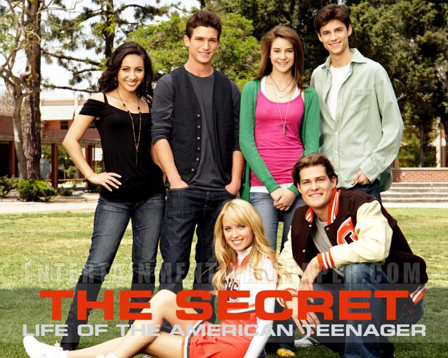 The Secret Life of the American Teenager Wallpaper   20018474