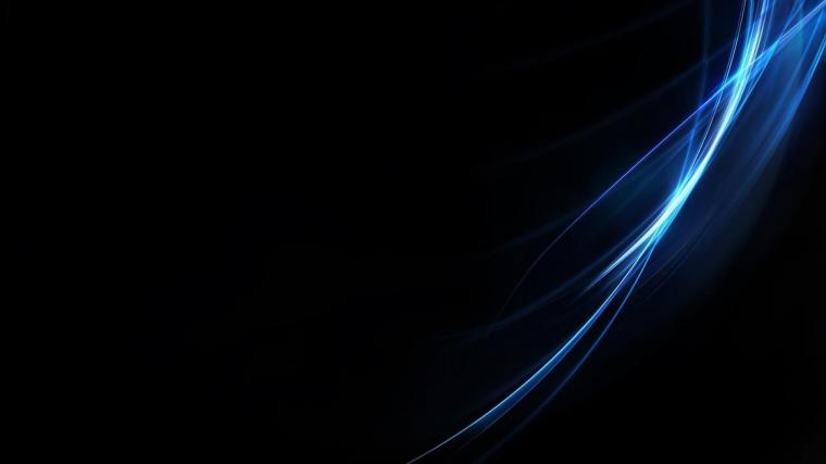 Blue abstract black wallpapers desktop 221826 Black Background and