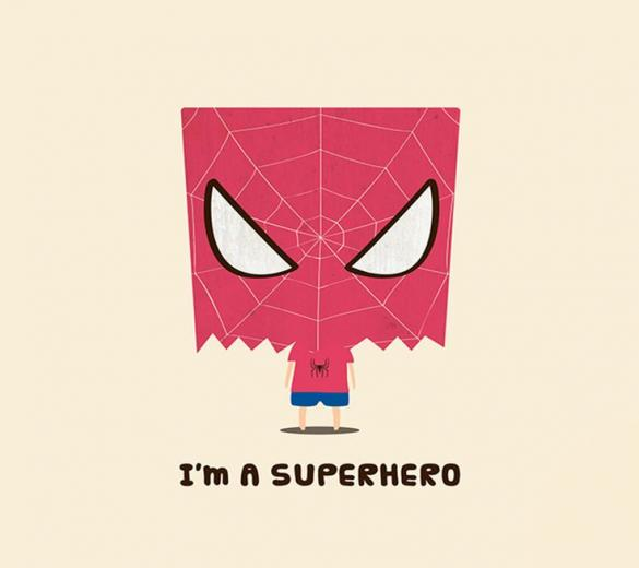 superhero   cute spiderman Android wallpaper mobile9 All