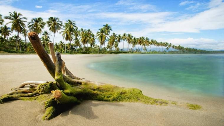 Beach Nature HD Wallpapers 1080p Widescreen   HD