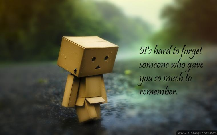 Alone hd wallpapers with quotes