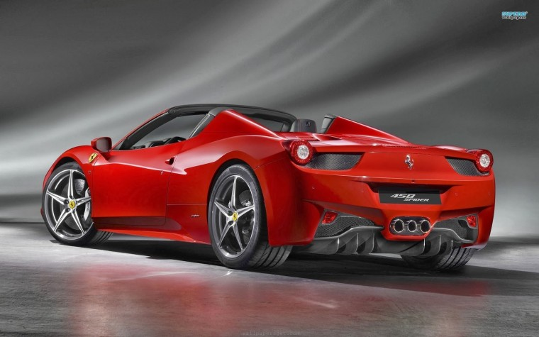 HD Wallpapers Ferrari 458 Italia Wallpapers