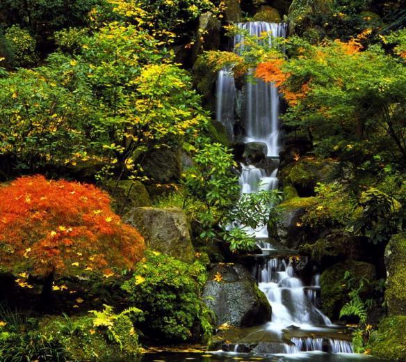 Waterfall Screensavers and Wallpaper