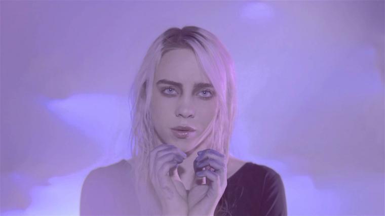 Billie Eilish   Ocean Eyes Official Music Video