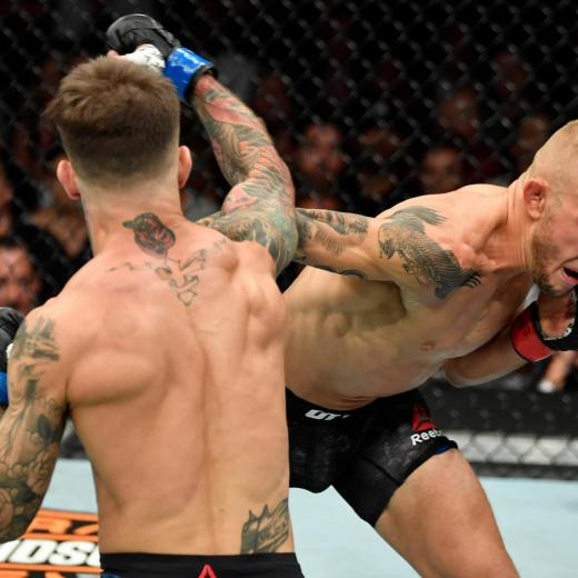 TJ Dillashaw Beats Cody Garbrandt via 1st Round TKO at UFC 227