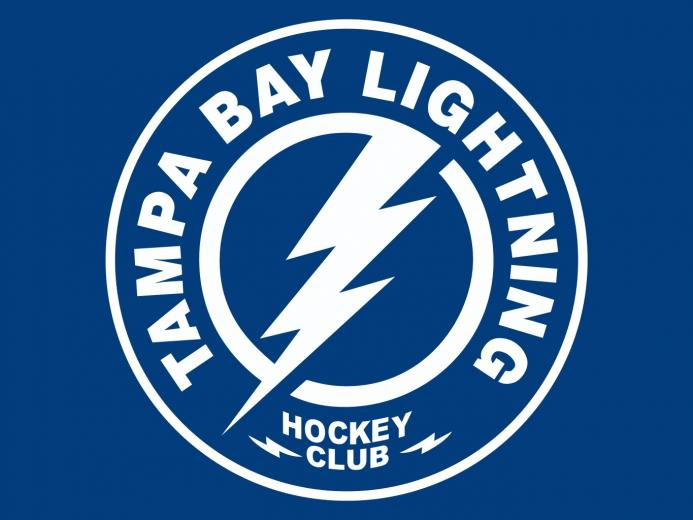 Pin Tampa Bay Lightning Logo