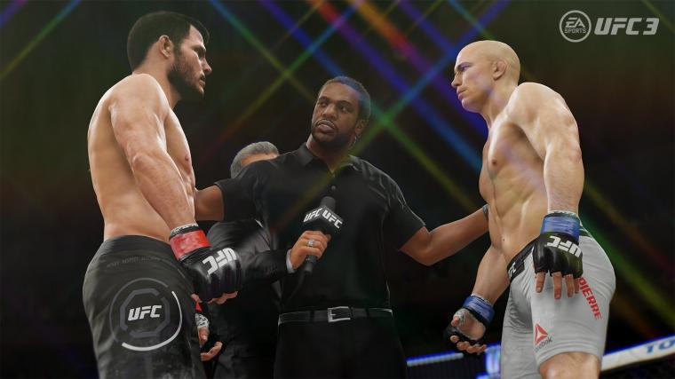 4 EA Sports UFC 3 HD Wallpapers Background Images