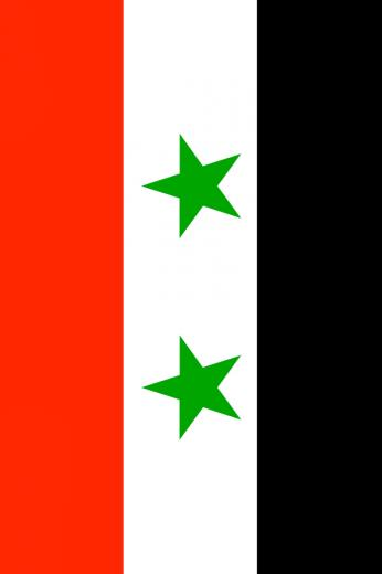 Syria Flag iPhone Wallpaper HD