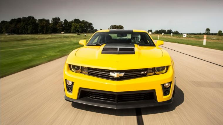 Chevrolet Camaro ZL1 Coupe 2014 Wallpaper HD Car Wallpapers
