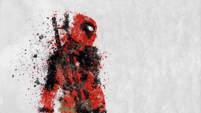Deadpool Computer Wallpapers Desktop Backgrounds 1600x900 ID