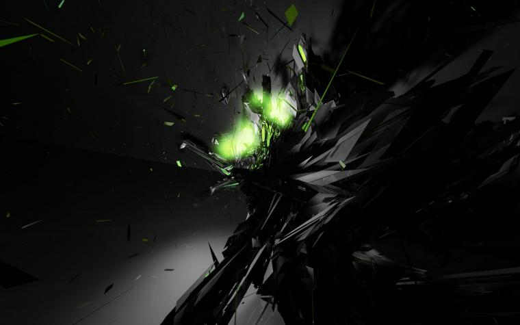 Dark Explode Abstract Wallpapers HD Wallpapers